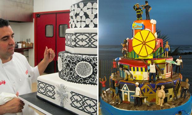 Cake Boss: confeiteiro da TV conta segredos para decorar bolos