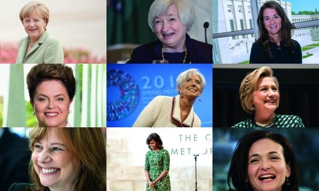 5 lições valiosas que aprendemos com as mulheres mais poderosas do mundo