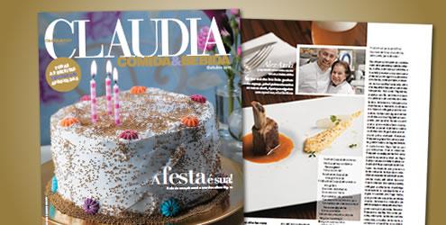 Claudia Especial 50 Anos