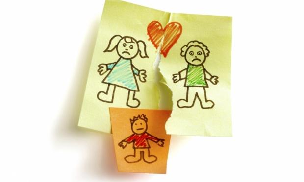 Como preservar os filhos durante a separação