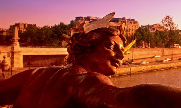 Estátua em Londres