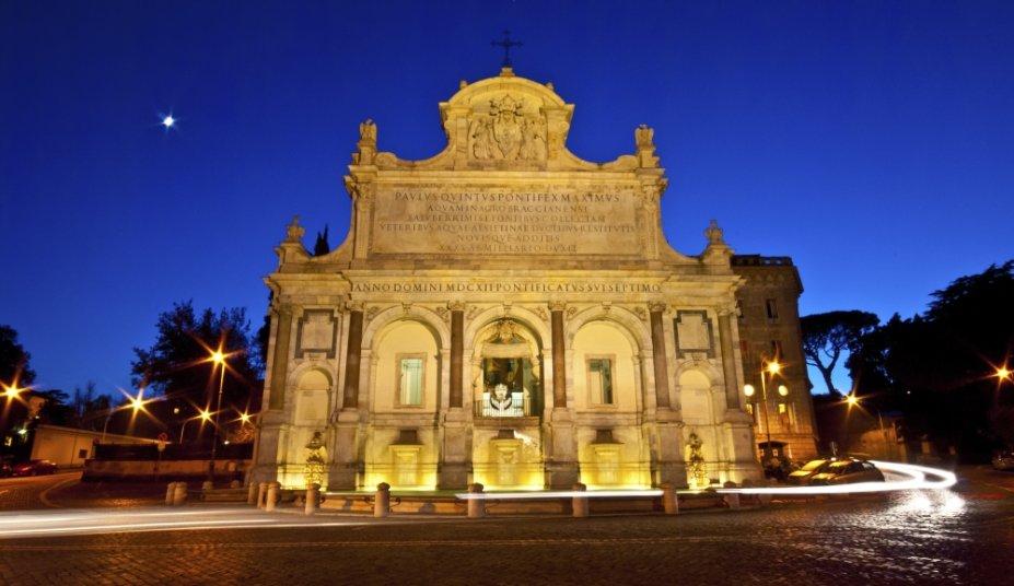 Porta San Pancrazio - Roma