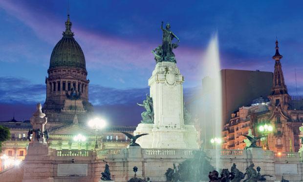 Praça do Congresso - Buenos Aires