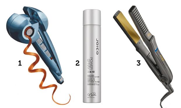 Truques para arrumar o cabelo em 5 minutos