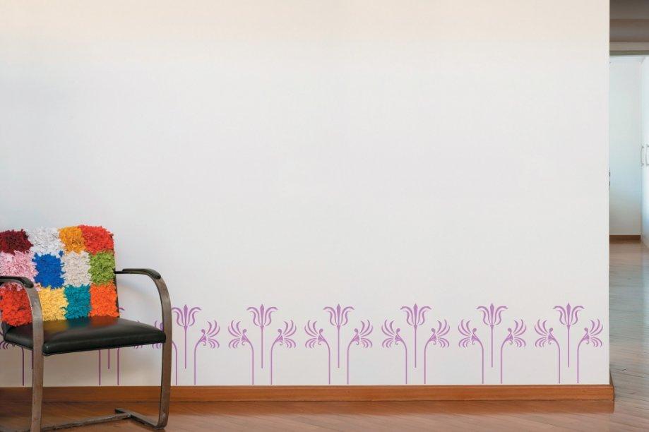 Papel de parede ou adesivo