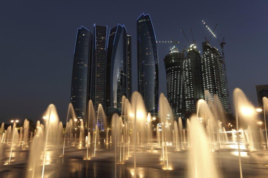 Arranha-céus em Abu Dhabi