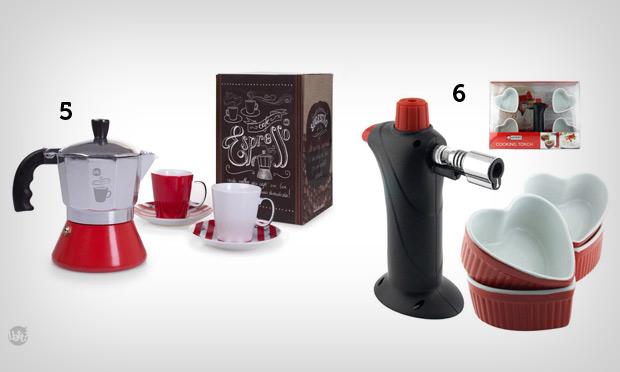 Kit Café Espresso e Creme brulee