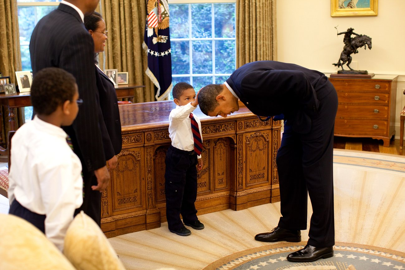 Reprodução/Flickr White House/Pete Souza