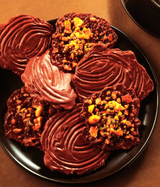Biscoito crocante de chocolate: delícia que ninguém vai resistir!