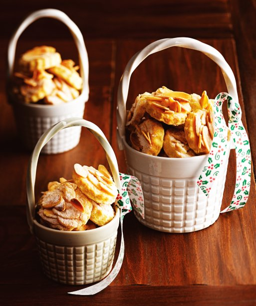 Biscoito de amêndoa: crocante e delicioso!