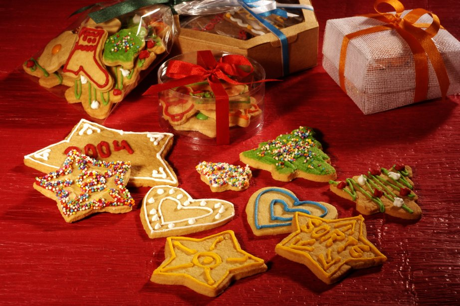 Biscoitinhos decorados: diversão para seus filhos
