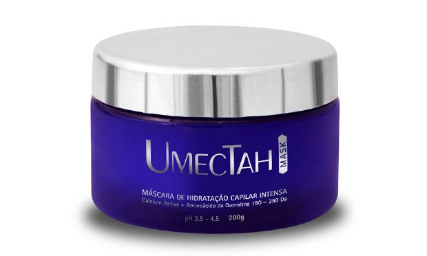 Máscara para Hidratação Capilar intensa Ionixx Umectah Mask Mediterrani