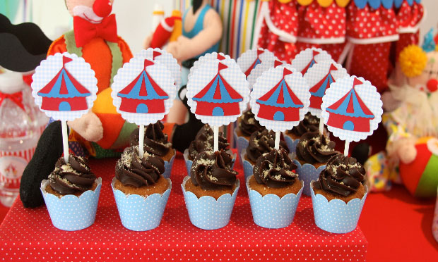 Decoração para festa de aniversário infantil