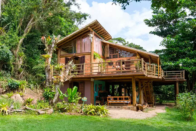 Divulgação/Casa na Árvore em Paraty