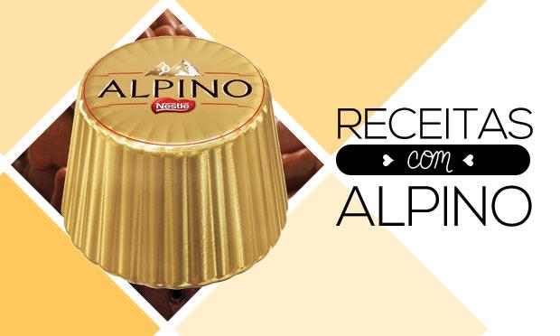 Receitas com Alpino