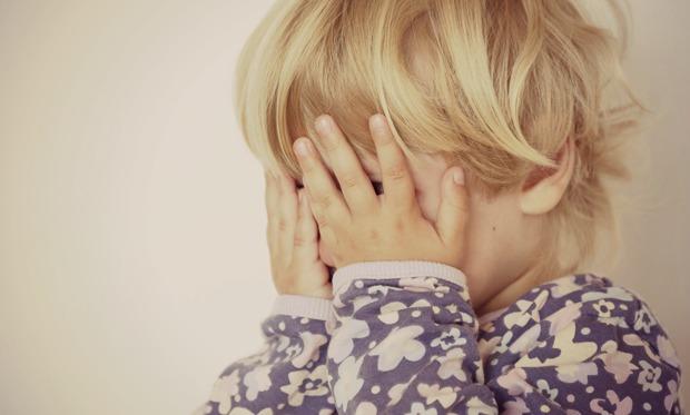 Criança mentira comportamento