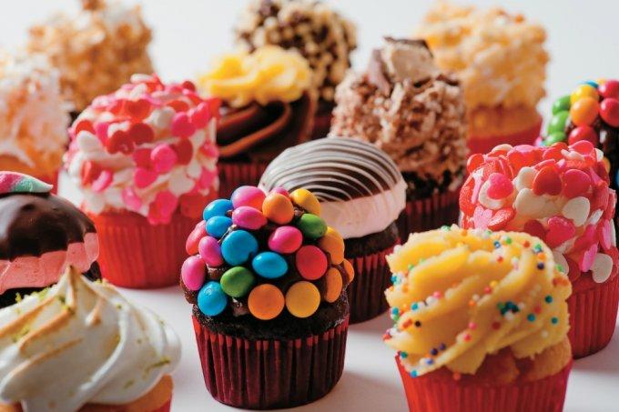 Filico/Divulgação/Vintage Cupcakes
