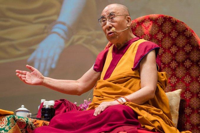 Reprodução/dalailama.com
