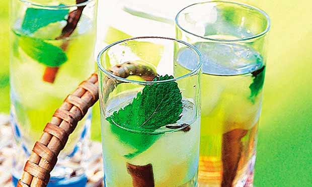 Drinque oriental