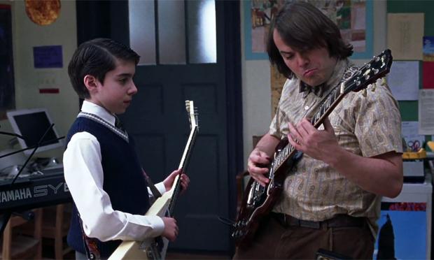 Dewey Finn - Escola de Rock