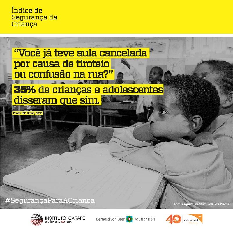 Divulgação/Instituto Igarapé