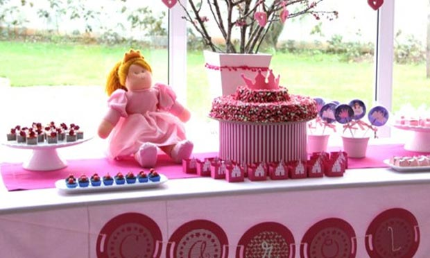 Decoração festa de aniversário infantil