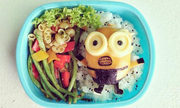 Food Art Minion