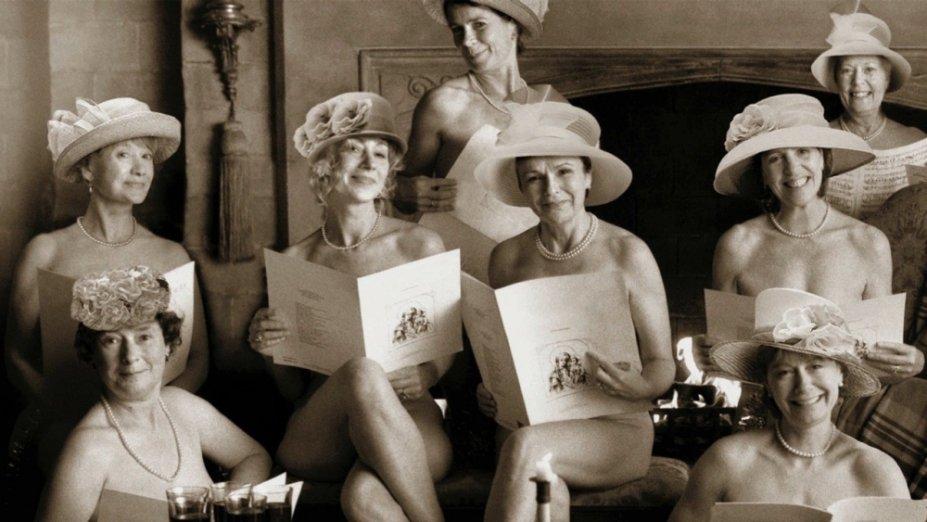 Garotas do Calendário (2003)