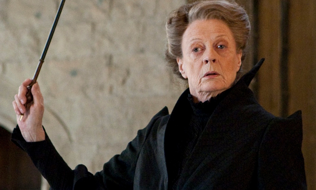 Minerva McGonagall - Harry Potter