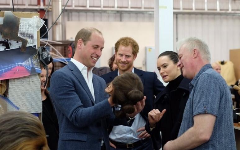 Reprodução / Twitter / Kensington Palace