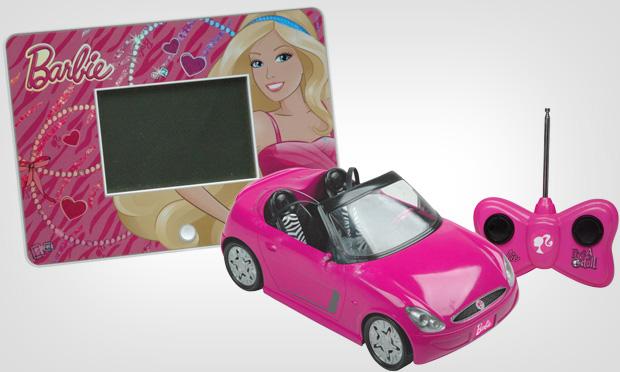 Brinquedos da Barbie