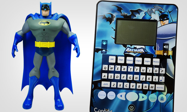 Brinquedos Batman