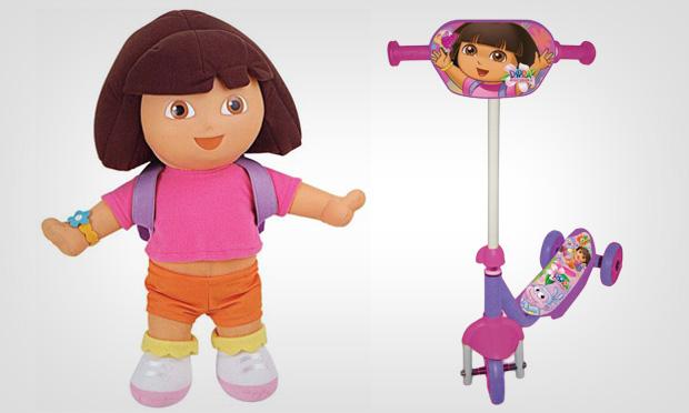 Brinquedos Dora