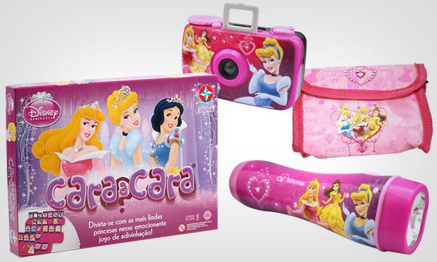 Brinquedo princesas Disney