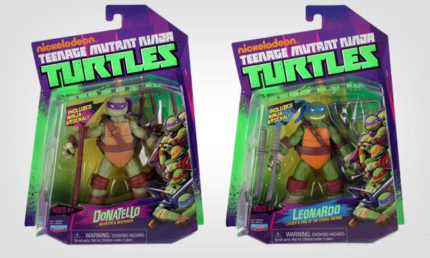 Brinquedos Tartarugas Ninja