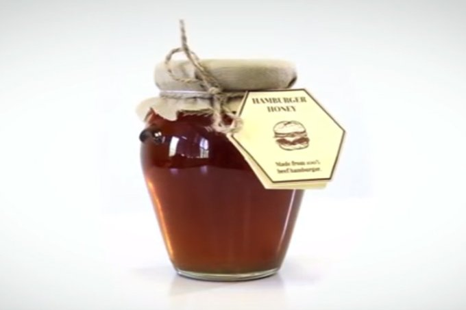 Reprodução/ Bees can find sugar where you least suspect it