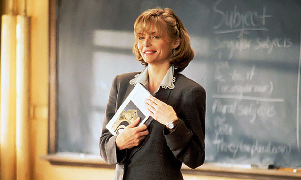 Professora Louanne Johnson - Mentes Perigosas