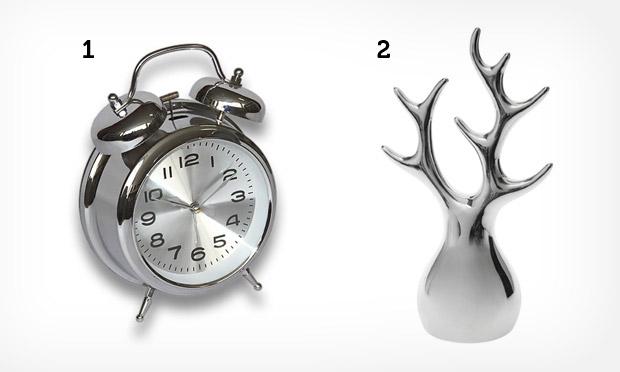 Horas e joias