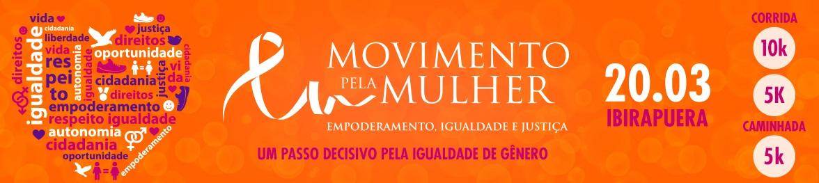 Divulgação/Movimento Pela Mulher