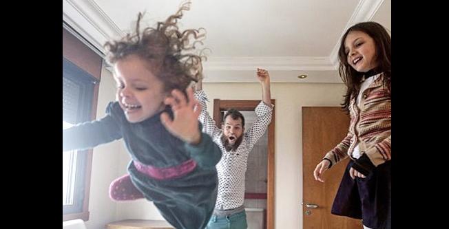 """Marcos Piangers: """"A descoberta da paternidade vem aos"""