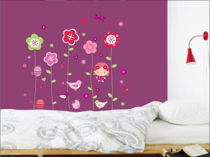 Papel de parede e adesivo