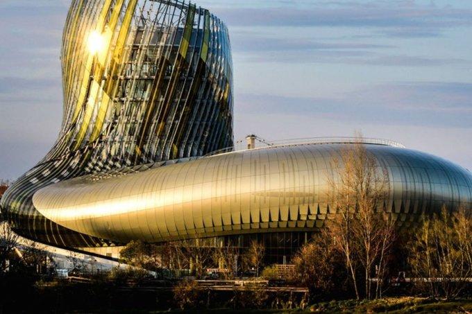 Divulgação/Bordeaux La Cité du Vin