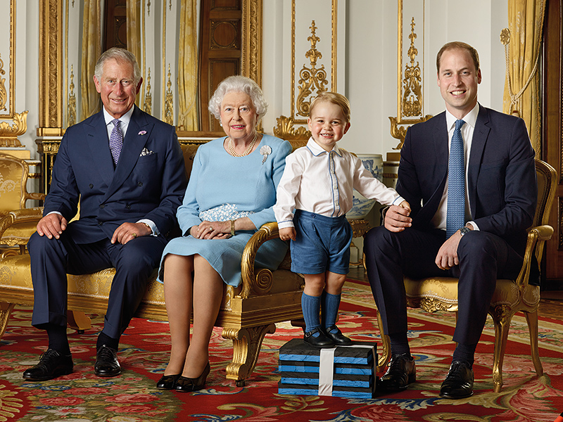 Reprodução/Ranald Mackechnie/Royal Mail