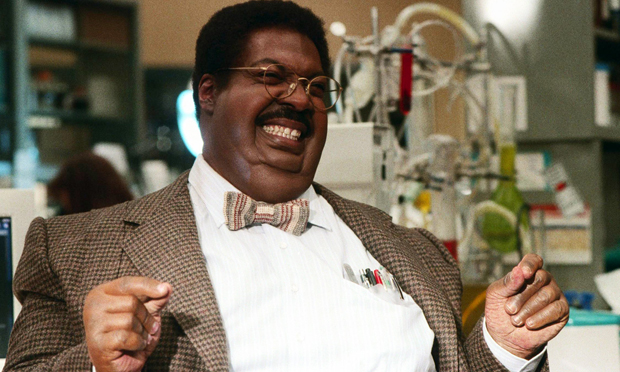 Prof. Sherman Klump - O Professor Aloprado