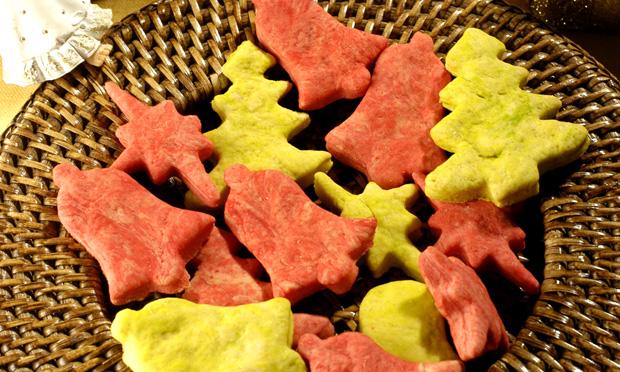 Biscoitos de Natal- Mauro Holanda