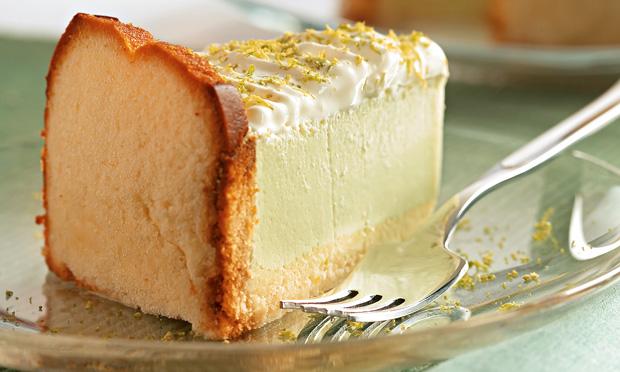 Bolo de limão: quanto mais gelado melhor