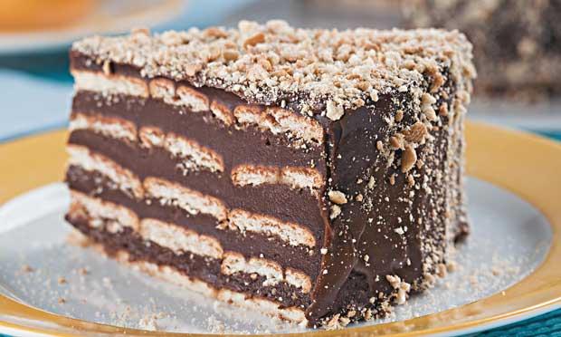 21 Doces Incríveis Feitos Com Biscoitos E Bolachas Claudia