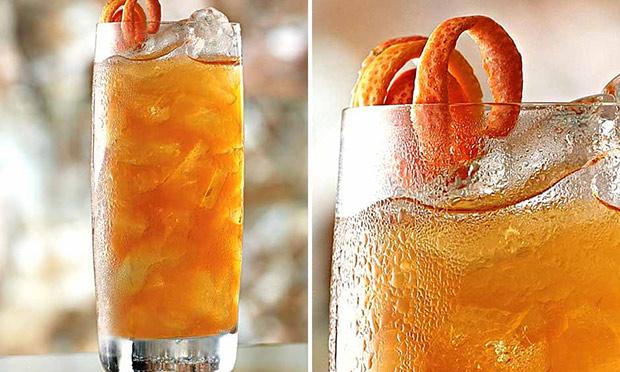 Grapefruit Iced Tea