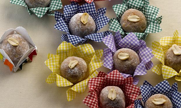 Segredinhos de amendoim