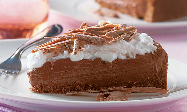 Torta de chocolate com uísque